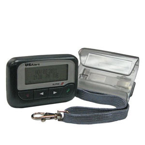 Picture of USAlert Alpha 2 Pager