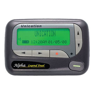 Picture of Alpha Legend Dual Pager
