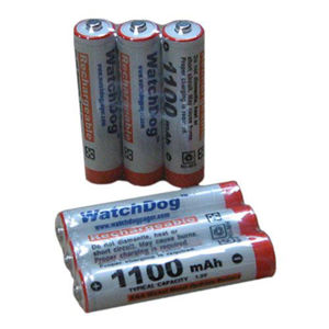 Picture of Rechargeable NiMH Battery for USAlert WatchDog Pager