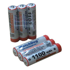 Picture of Rechargeable NiMH Battery for WatchDog LT Pager