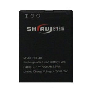 Picture of TPL Birdy Slim Rechargeable Battery
