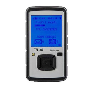 Picture of TPL Birdy Slim Alphanumeric Pager